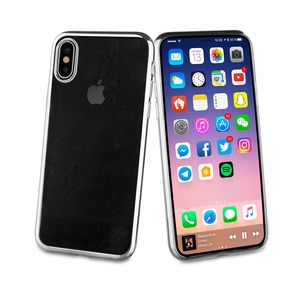 COQUE BLING ARGENT: APPLE IPHONE X/XS
