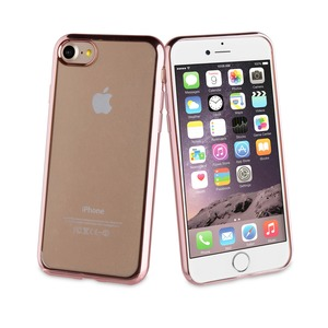 COQUE BLING OR ROSE: APPLE IPHONE 7/8