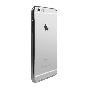 COQUE BLING ARGENT: APPLE IPHONE 6/6S