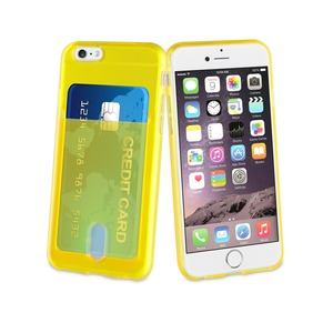 COQUE JAUNE FLUO: APPLE IPHONE 6/6S/7/8
