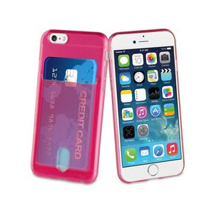 COQUE ROSE FLUO: APPLE IPHONE 5/5S/SE