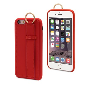COQUE RING ROUGE: APPLE IPHONE 6/6S/7/8