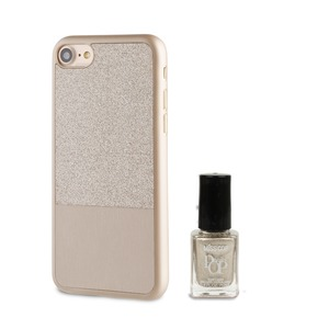 COQUE PAILLETTE OR: APPLE IPHONE 6/6S/7/8