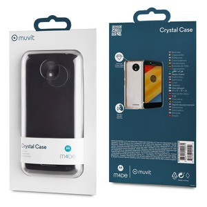 MADE FOR MOTO COQUE CRYSTAL: MOTOROLA C PLUS