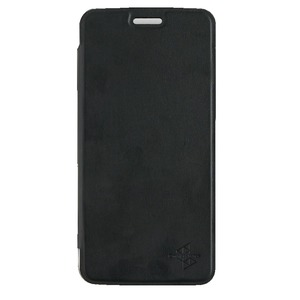 MADE FOR MOTO ETUI FOLIO CASE BLACK: MOTOROLA C (4G)