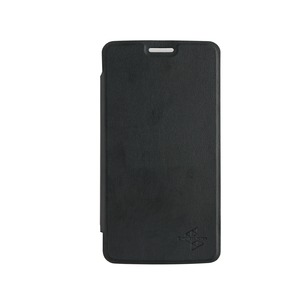 MADE FOR MOTO ETUI FOLIO CASE BLACK: MOTOROLA E4