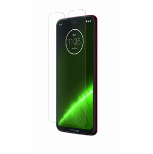 MADE FOR MOTO VERRE TREMPE PLAT: MOTOROLA G7 PLUS