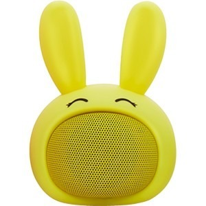 ENCEINTE BLUETOOTH CUTTY JAUNE