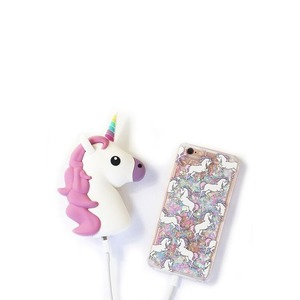 POWERBANK WHITE UNICORN 2600MAH