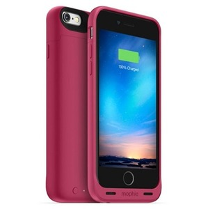 JUICE PACK RESERVE COQUE BATTERIE 1840 MAH IPHONE 6/6S ROSE