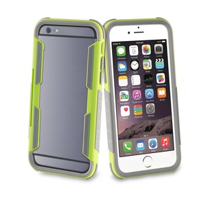 MUVIT PRO BUMPER ANTICHOC VERT: APPLE IPHONE 6/6S/7/8
