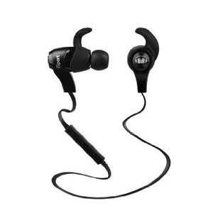 ISPORT WIRELESS ECOUTEURS INTRA SANS FIL BLUETOOTH NOIR