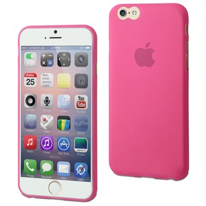 COQUE THINGEL ROSE APPLE IPHONE 6/6S