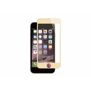 VERRE TREMPE 0.33 MM CONTOUR OR: APPLE IPHONE 6/6S