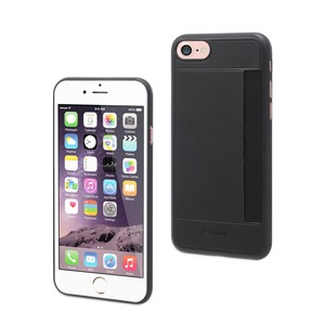 COQUE CARD CASE NOIR: APPLE IPHONE 7/8
