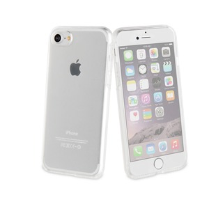 COQUE CRYSTAL 3D AVANT/ARRIERE: APPLE IPHONE 6/6S/7/8