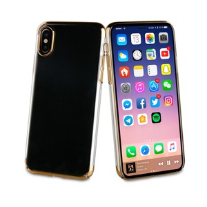 COQUE CRYSTAL EDITION OR: APPLE IPHONE X/XS