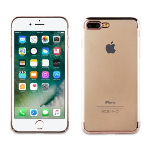 COQUE EDITION CRYSTAL ROSE GOLD: APPLE IPHONE 6+/6S+/7+/8+