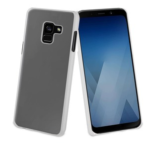 PP COQUE CRYSTAL TRANSPARENTE SAMSUNG GALAXY A8 2018