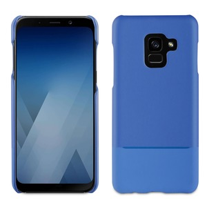 COQUE EDITION SKIN CASE BLEU: SAMSUNG GALAXY A8 2018