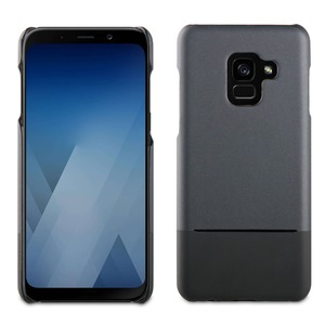 COQUE EDITION SKIN CASE NOIR: SAMSUNG GALAXY A8 2018
