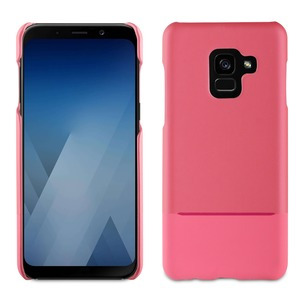 COQUE EDITION SKIN CASE ROSE: SAMSUNG GALAXY A8 2018
