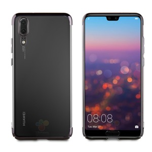 CRYSTAL CASE HUAWEI EDITION P20 2018