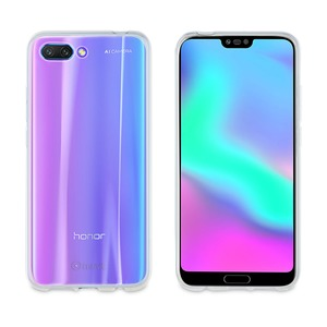 COQUE CRYSTAL SOFT POUR HONOR 10