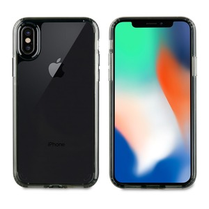 COQUE EDITION PP CRYSTAL BUMP NOIR: APPLE IPHONE X/XS