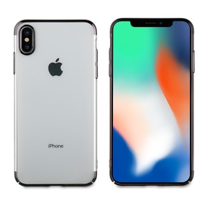 PP COQUE EDITION CRYSTAL NOIRE: APPLE IPHONE XS MAX