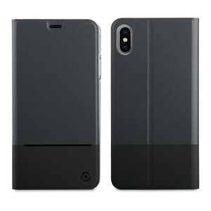 FOLIO STAND EDITION PP NOIR CLASSIC: APPLE IPHONE XS MAX