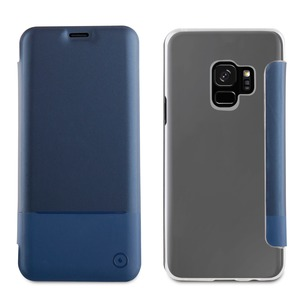 PP FOLIO EDITION CASE BLEU: SAMSUNG GALAXY S9