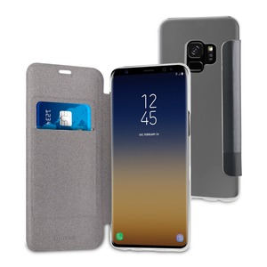 PP FOLIO EDITION CASE NOIR: SAMSUNG GALAXY S9