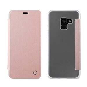 FOLIO CASE OR ROSE SAMSUNG GALAXY A8 2018