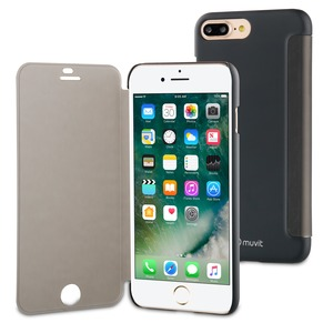 FOLIO TOUCH NOIR: APPLE IPHONE 6+/6S+/7+/8+
