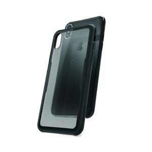 GLASSKIN GLASS CASE CONTOUR NOIR: APPLE IPHONE XS MAX
