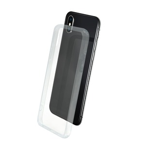 GLASSKIN COQUE GLASS CASE TRANSPARENTE: APPLE IPHONE XS MAX