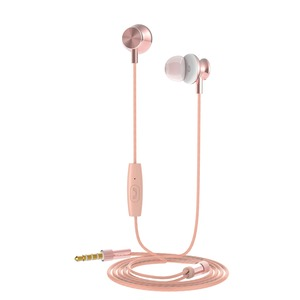 M1I KIT PIETON INTRAS ALUMINIUM STEREO 35MM ROSE GOLD