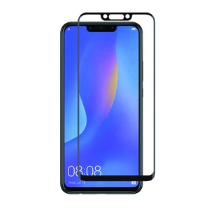 VERRE TREMPE INCURVE CASE FRIENDLY: HUAWEI P SMART+ 2018