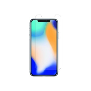 VERRE TREMPE PLAT CASE FRIENDLY POUR IPHONE XS MAX
