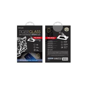 TIGER GLASS VERRE TREMPE CASE FRIENDLY SAMSUNG GALAXY S9+