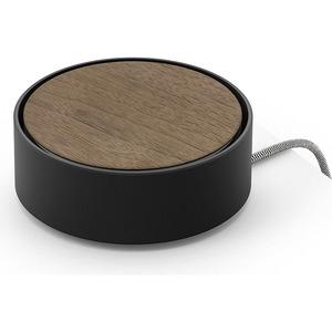 NATIVE UNION BASE DE CHARGE USB ECLIPSE BOIS NOIR