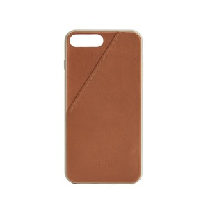 NATIVE UNION CLIC CARD CUIR MARRON APPLE IPHONE 7/8 PLUS