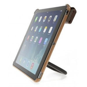 NATIVE UNION GRIPSTERWRAP POUR IPAD AIR CUIR OR