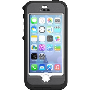 COQUE PRESERVER NOIRE APPLE IPHONE 5/5S