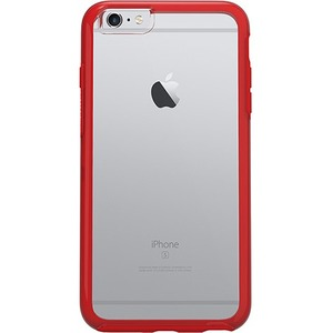 COQUE SYMMETRY CLEAR SCARLET CRYSTAL APPLE IPHONE 6/6S