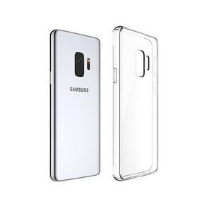 COQUE HYBRID CLEAR TRAITEMENT ANTI RAYURES SAMSUNG GALAXY S9