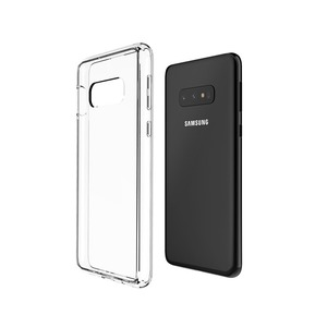 COQUE HYBRID CLEAR TRAITEMENT ANTI RAYURES SAMSUNG GALAXY S10E