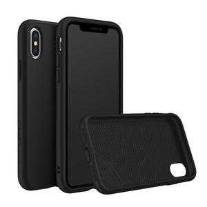 SolidSuit iPhone X - Classic noir