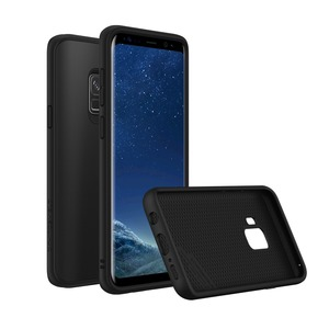 SolidSuit Samsung Galaxy S9 - Classic noir